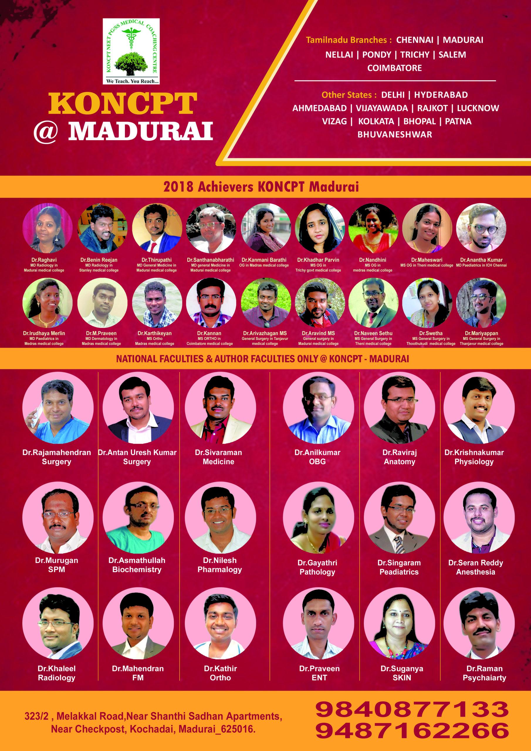 Madurai Koncpt