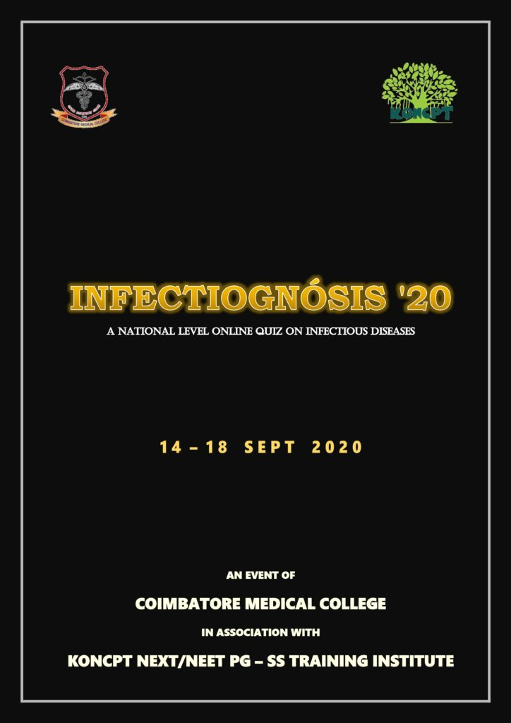 National Level Online Quiz on Infectious diseases