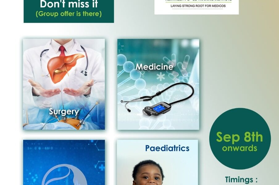 Koncptnext 60% offer for final mbbs students