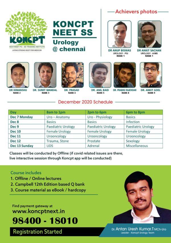 Urology (12th Edition Based) Crash Course