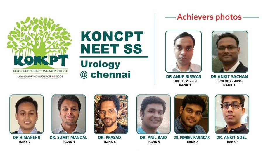 KONCPT NEXT SS UROLOGY