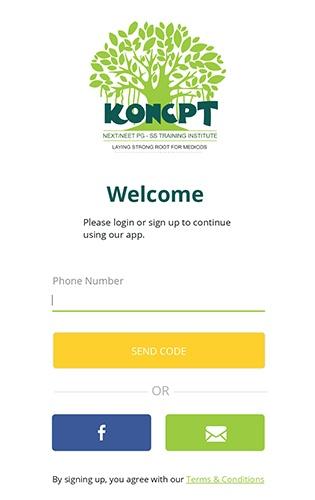Koncpt Next App
