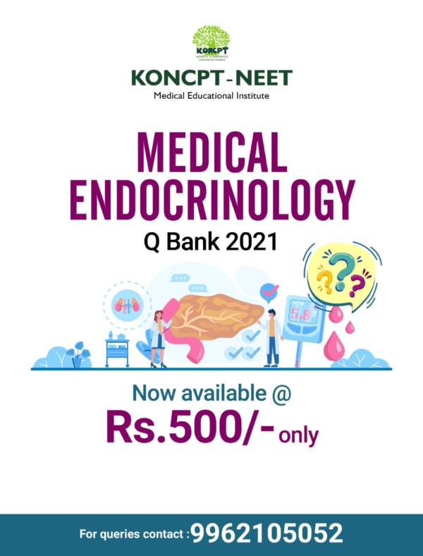 Medical Endocrinology Q Bank 2021