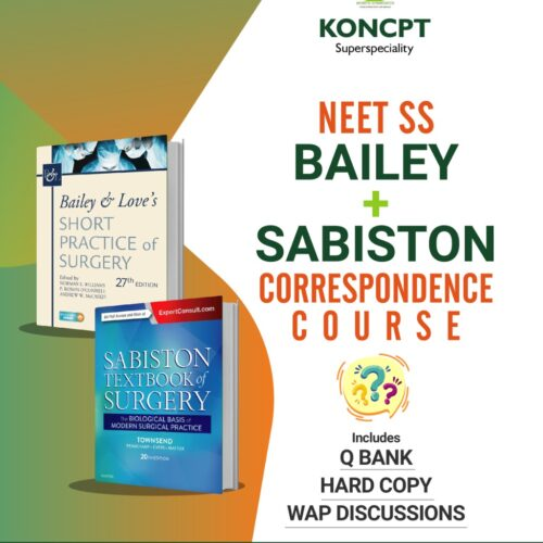 Bailey & Sabiston Correspondence Course